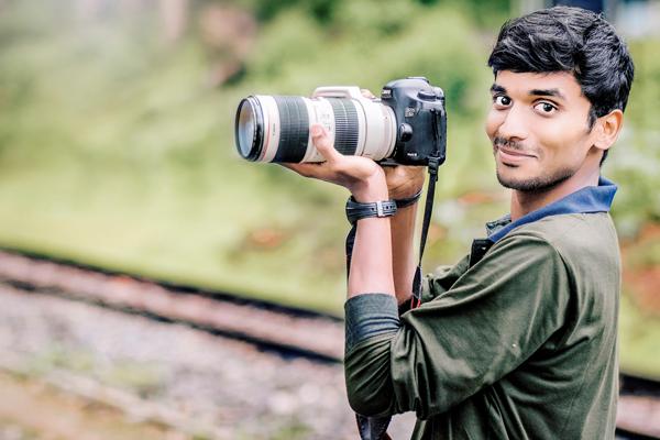 ブライダルカメラマン
