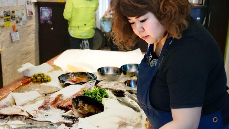 『セブンルール』ロンドンの魚屋さんで働くベルトン由香さんって?SNSがかわいい♪